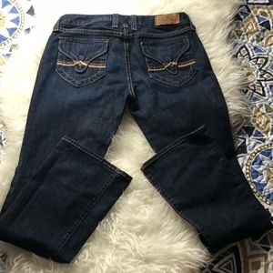 """Lucky Brand Jeans - Lucky Brand size 2/ 26 30"""" inseam Lola boot"""